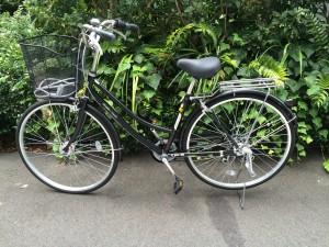 ユウタの自転車
