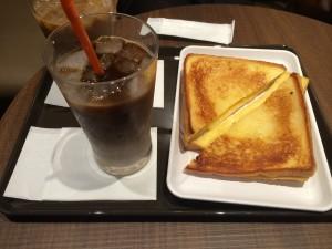 サンマルクカフェ_モーニング