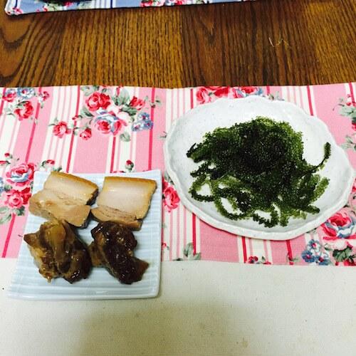 沖縄料理1