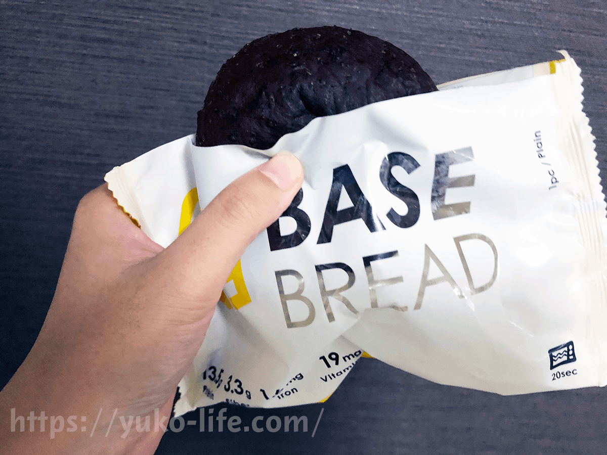 base breadベースブレッドの食べ方